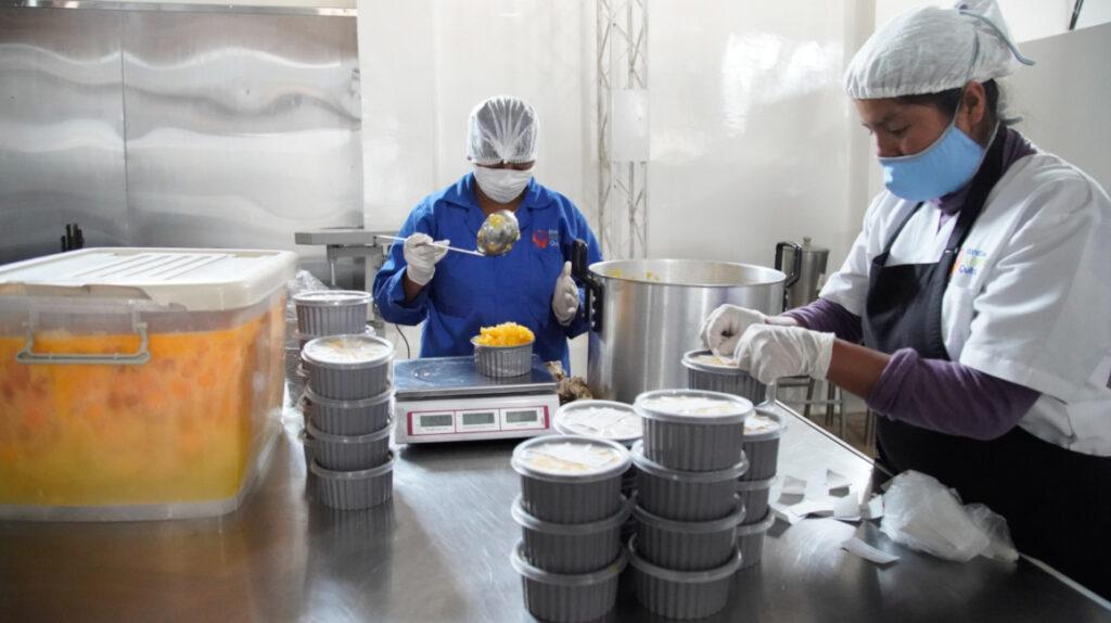 Beneficiarios del Banco de Alimentos aumentan debido a la pandemia