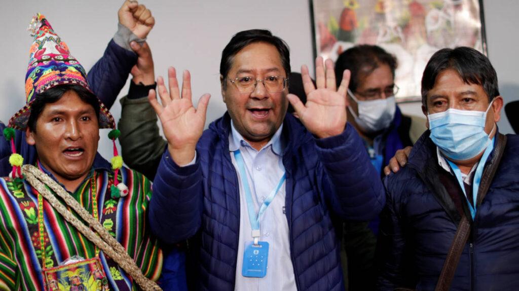 Gobierno de Bolivia no invitará a Morales ni a Maduro al traspaso de poder