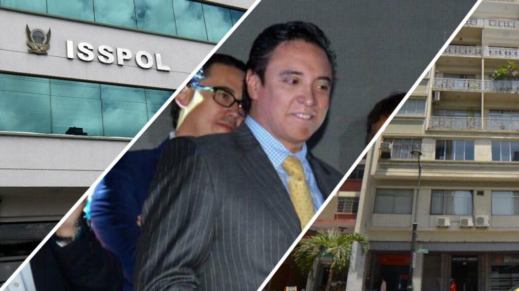 Luis Álvarez confiesa cómo fue el esquema de corrupción en el Isspol