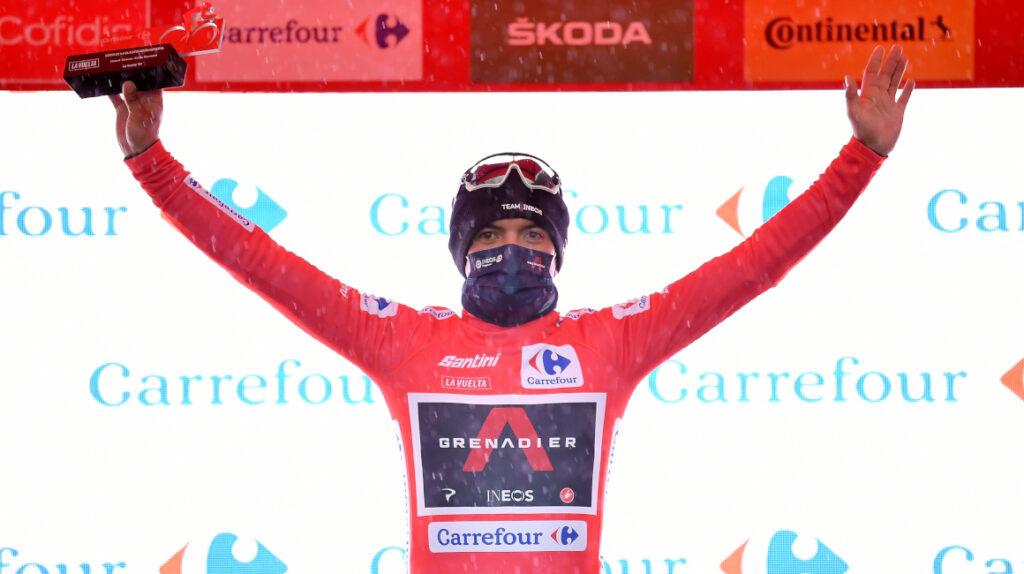 ¿Qué se puede esperar de Richard Carapaz en la segunda semana de la Vuelta?