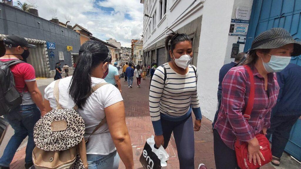 161.635 contagiados por Covid en Ecuador este 25 de octubre