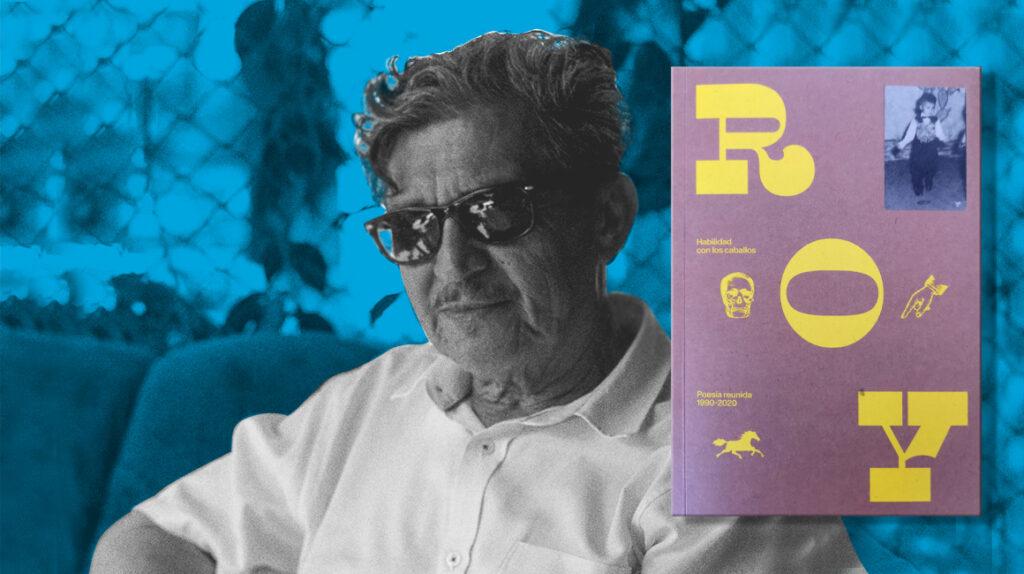 'Habilidad con los caballos', a galope por la poesía de Roy Sigüenza