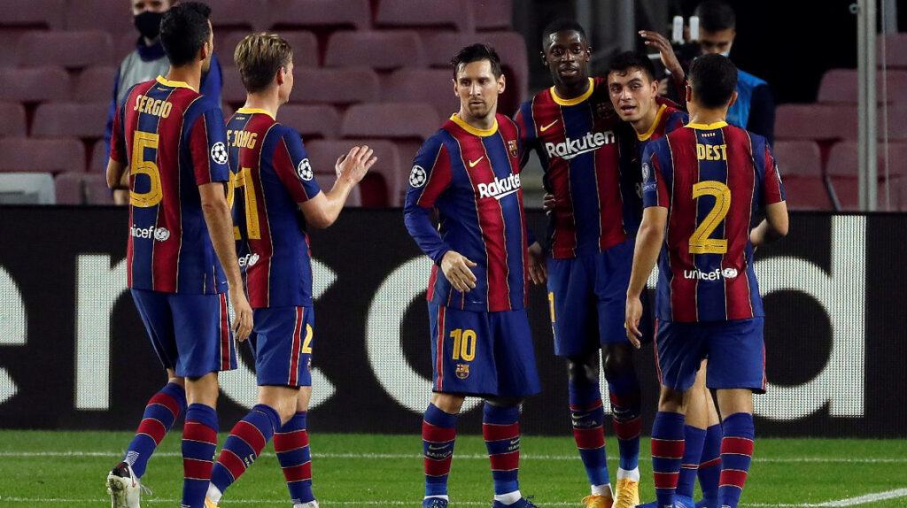 El Barcelona vs. Juventus, por Champions, podría tener 5.000 espectadores