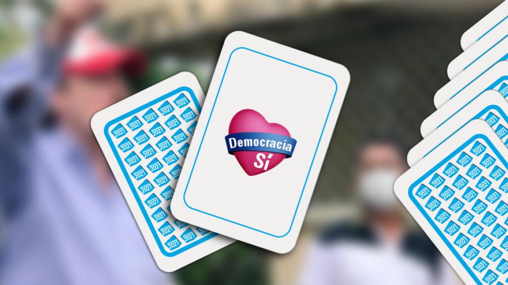 Jugadores de 2021: Democracia Sí llega a su primera elección presidencial