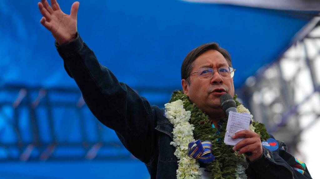 Luis Arce, el gestor económico de Evo retoma la hegemonía socialista en Bolivia