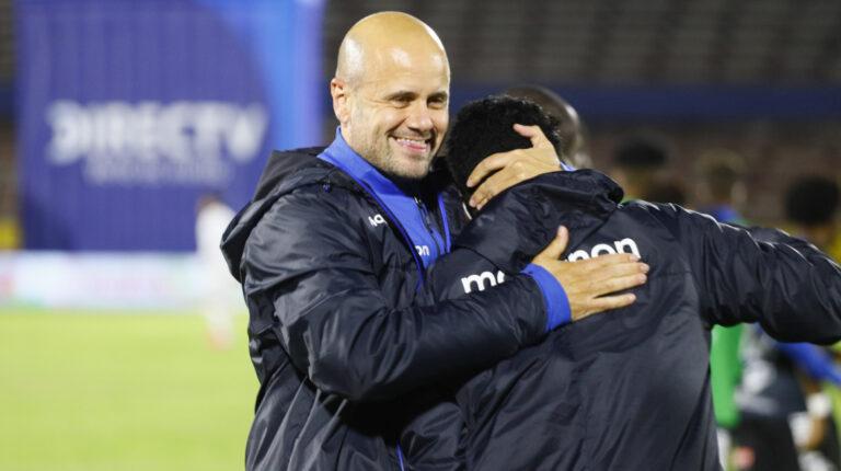 El Palmeiras busca a Miguel Ángel Ramírez, pero hasta el momento, él continúa como director técnico de Independiente del Valle.