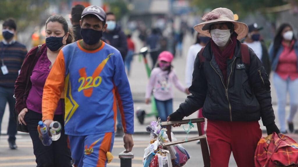 17 de octubre: 152.422 infectados y 8.087 muertos por Covid-19 en Ecuador