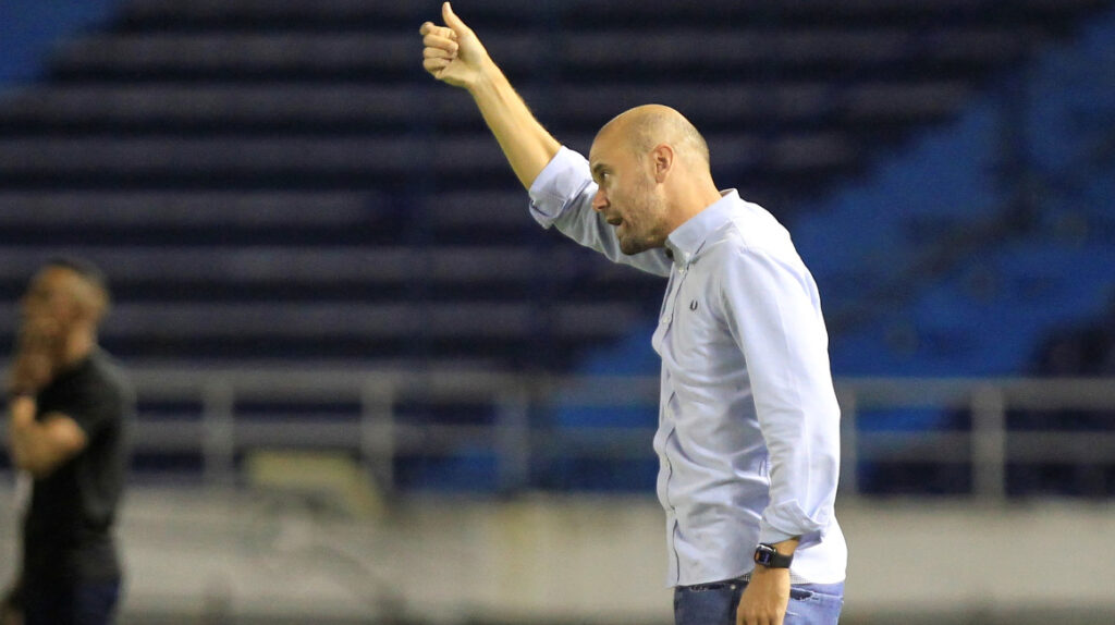 Palmeiras está interesado en contratar a Miguel Ángel Ramírez