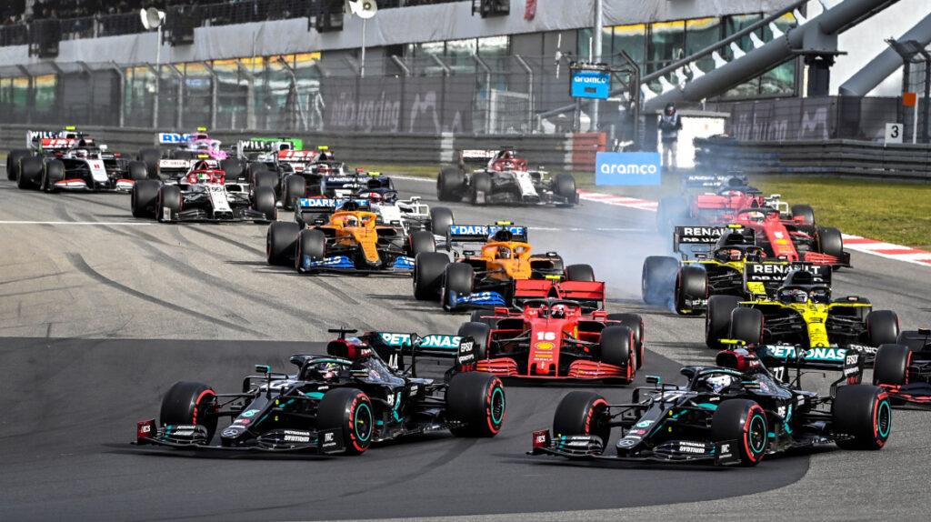 Se suspende el Gran Premio de Fórmula 1 de Vietnam por Covid-19