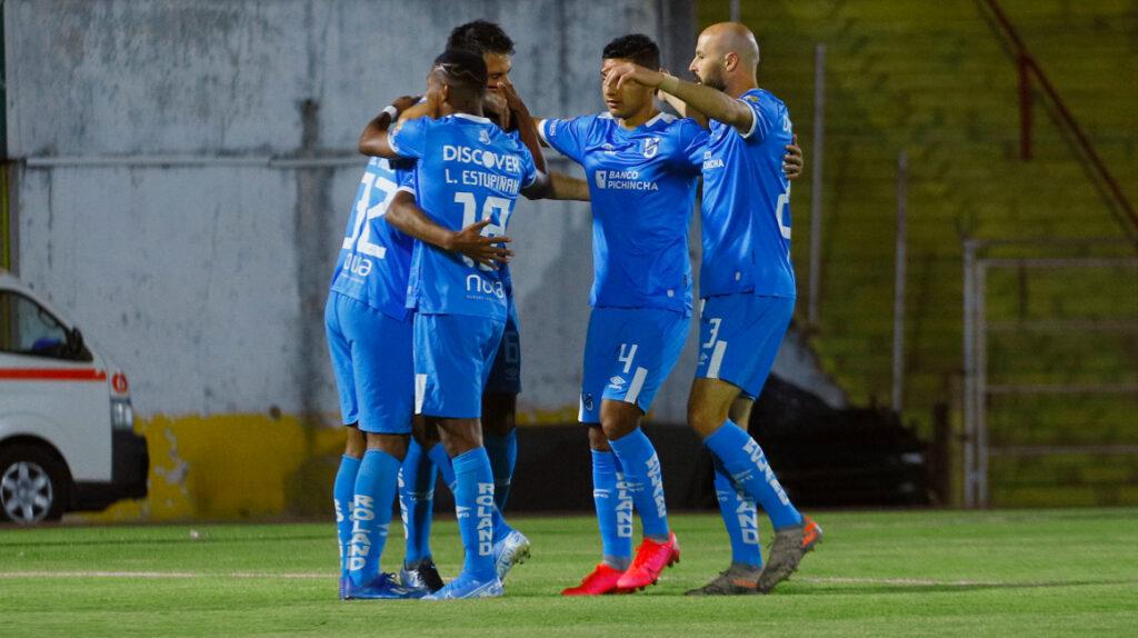 Católica venció a Macará en adicionales, Liga el mejor de la fecha