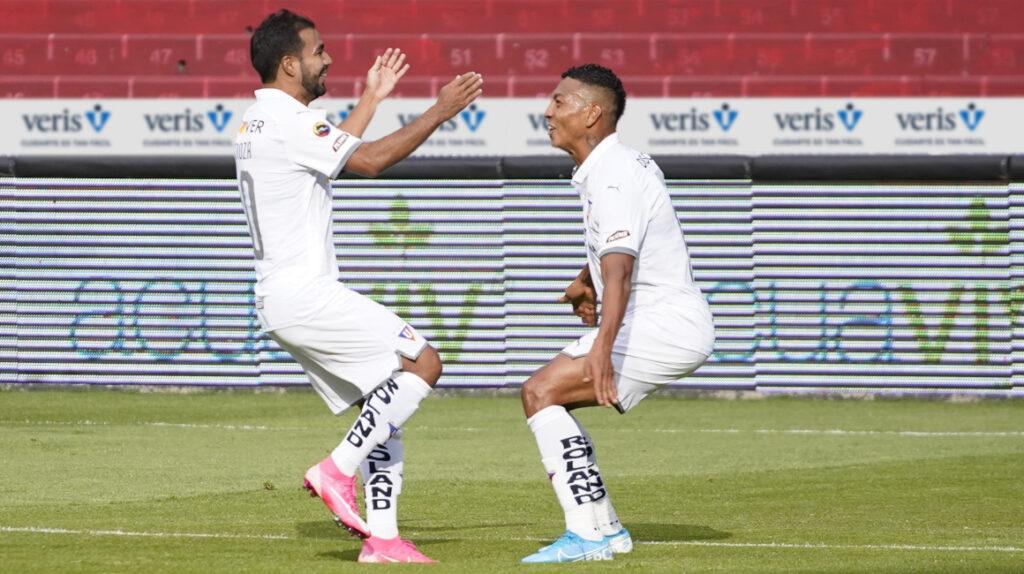 Independiente-Liga de Quito: el mejor partido de la segunda jornada