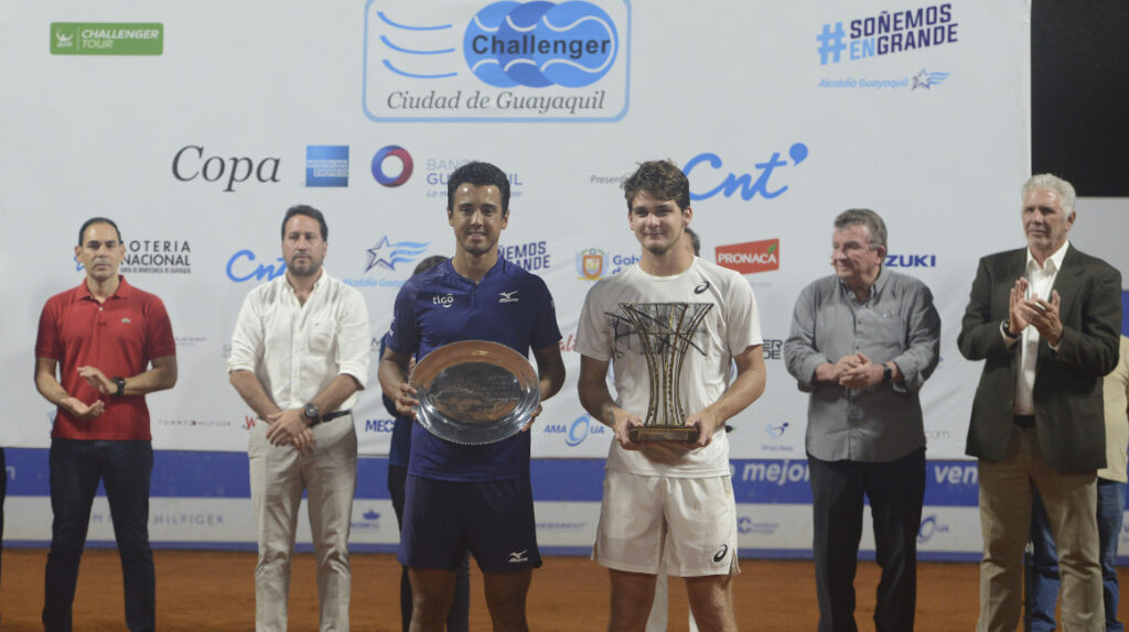 El Challenger de Guayaquil se jugará por decimosexto año consecutivo
