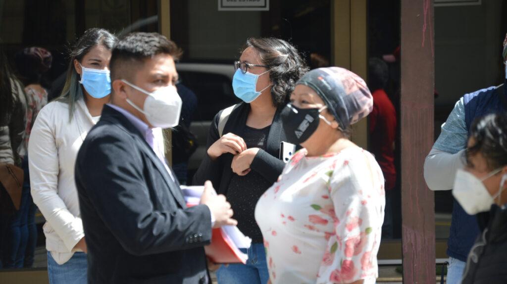 14 de octubre: Ecuador confirma 8.011 fallecidos por Covid-19.