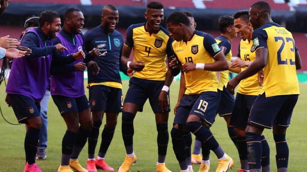 La entrada general para ver a Ecuador en Eliminatorias cuesta USD 45