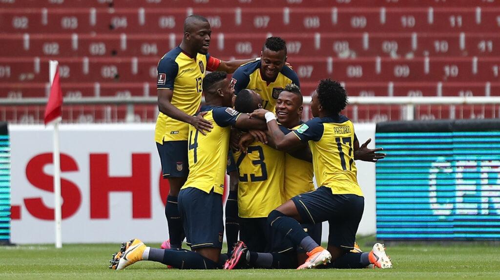Ecuador podría jugar amistosos en marzo ante la suspensión de las Eliminatorias