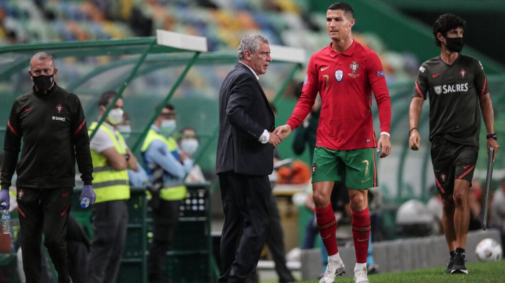 Cristiano Ronaldo tiene Covid-19 y deja la concentración de Portugal