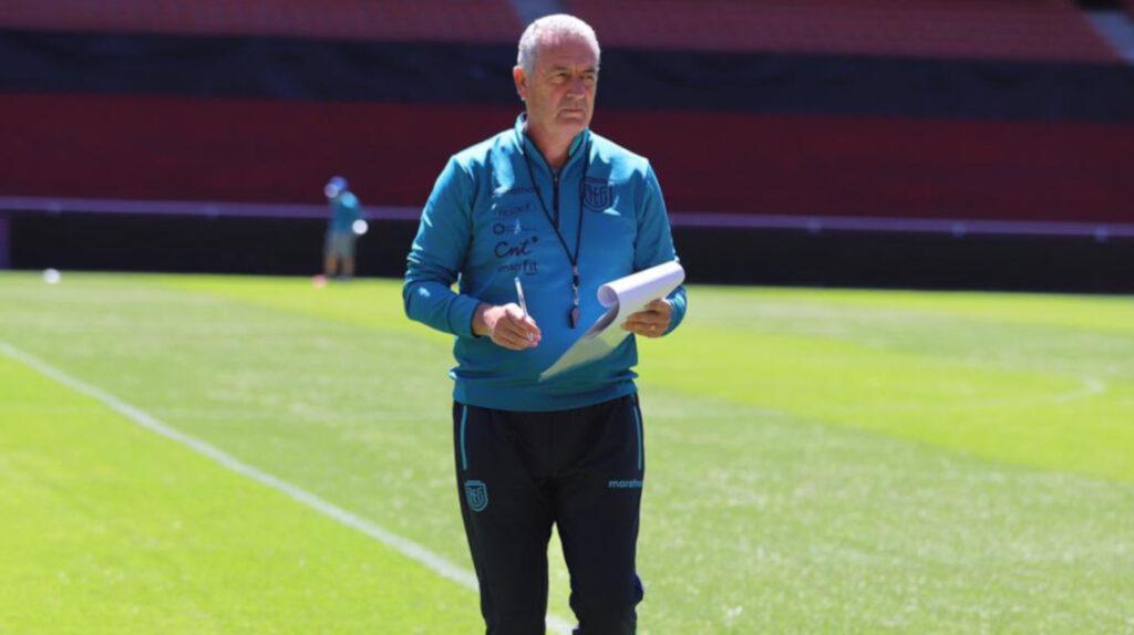 Enner Valencia será baja en la alineación de Alfaro contra Bolivia