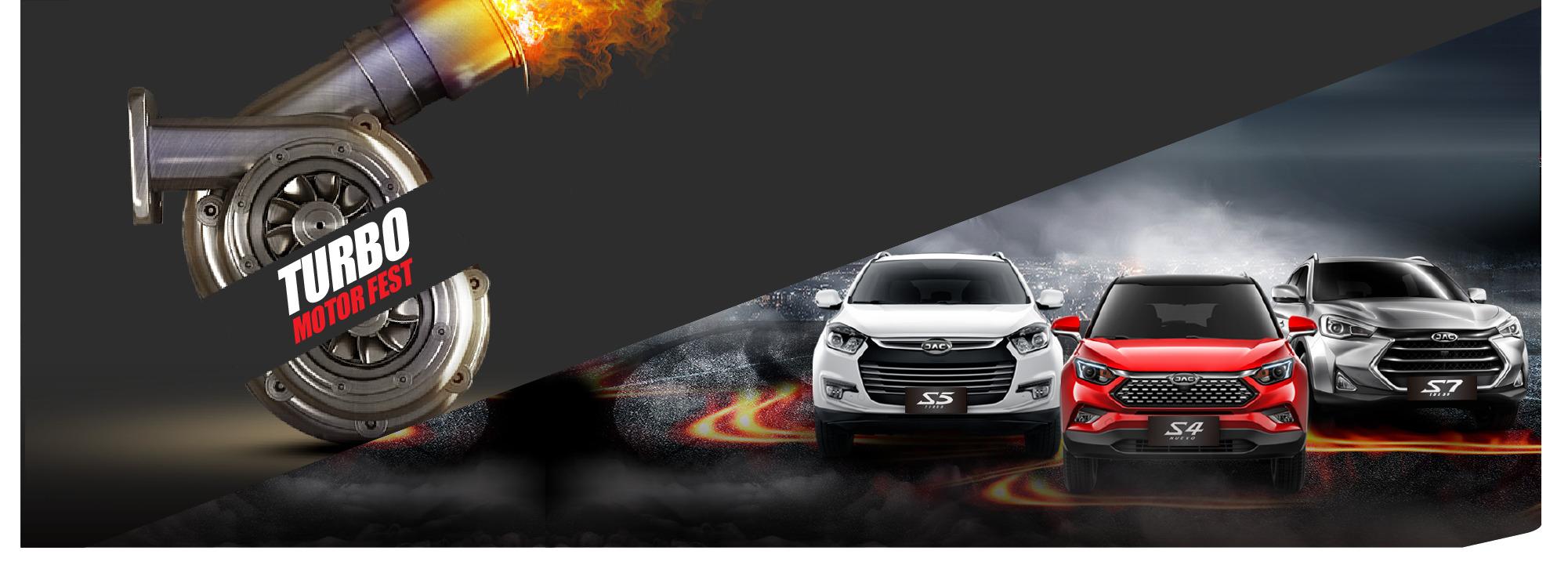 El Turbo Motor Fest se vive en JAC Autos