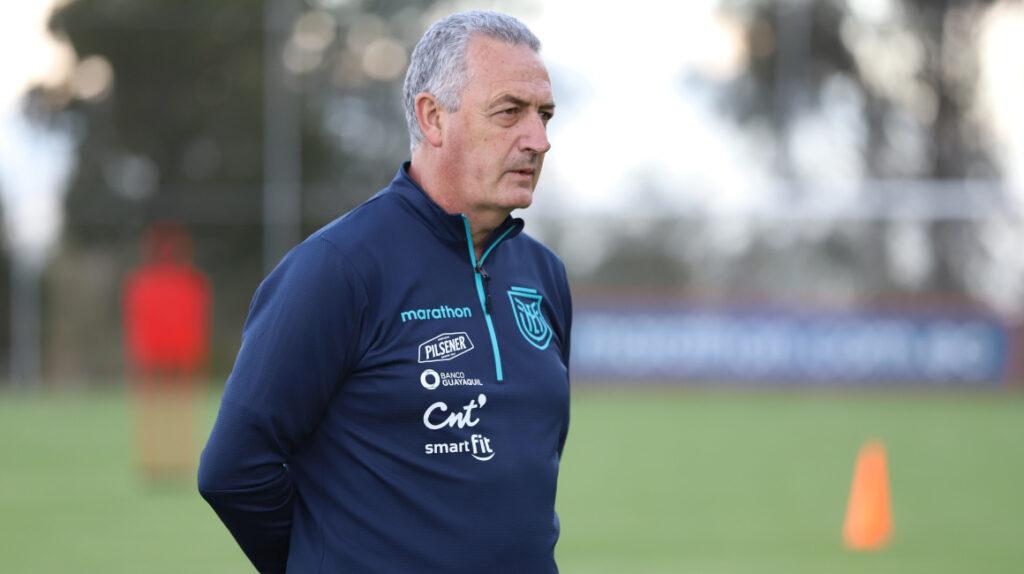 """Alfaro: """"Contra Uruguay tenemos que estar concentrados defensivamente"""""""