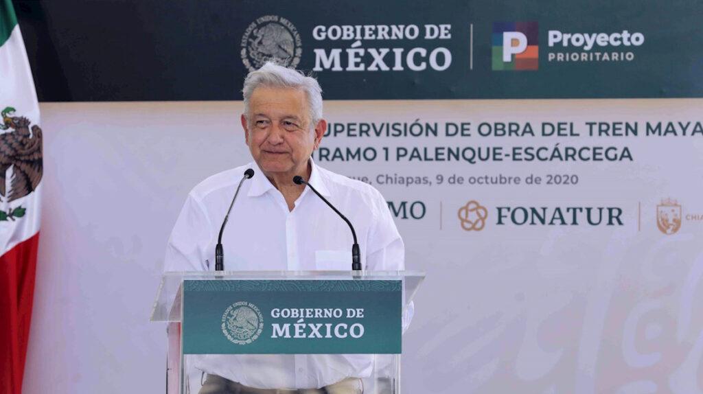 México descubre 2.187 monumentos históricos en las obras del Tren Maya