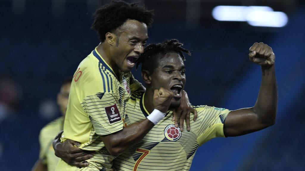 Estos son los convocados de Colombia para jugar ante Ecuador y Uruguay