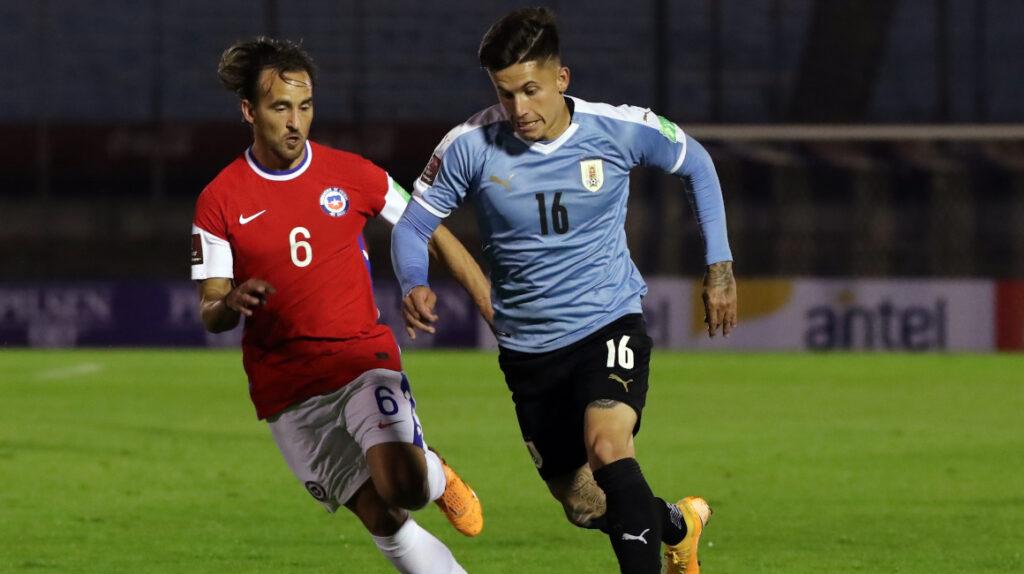 Chile pide audios e imágenes del VAR en el partido contra Uruguay