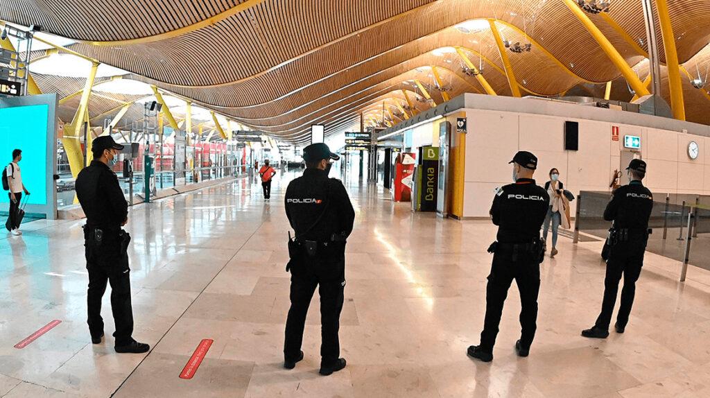 El Gobierno español decreta el estado de alarma en Madrid