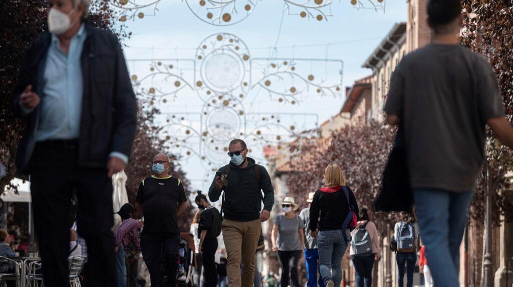 Madrid restringirá entrada y salida de personas para frenar contagios