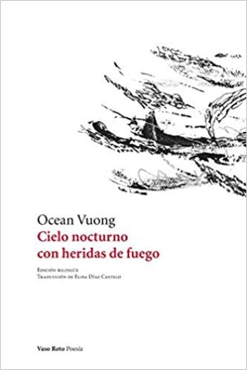 'Cielos nocturnos con heridas de fuego', de Ocean Vuong