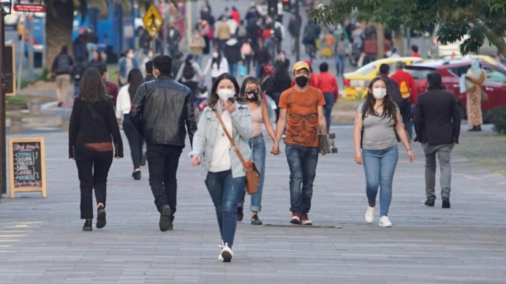 8 de octubre: Hay 1.514 nuevos contagios de Covid-19 en Ecuador
