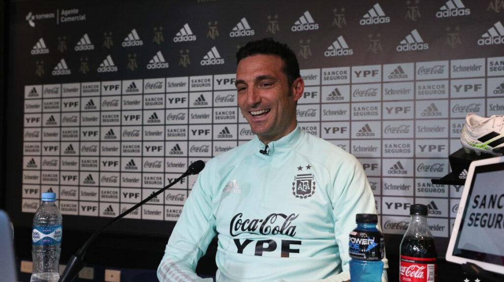 """Lionel Messi está """"contento"""" por regresar a selección argentina"""