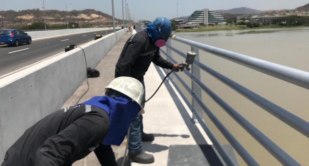 Impuesto por diez años para pagar puente Daule-Guayaquil que costó USD 60 millones