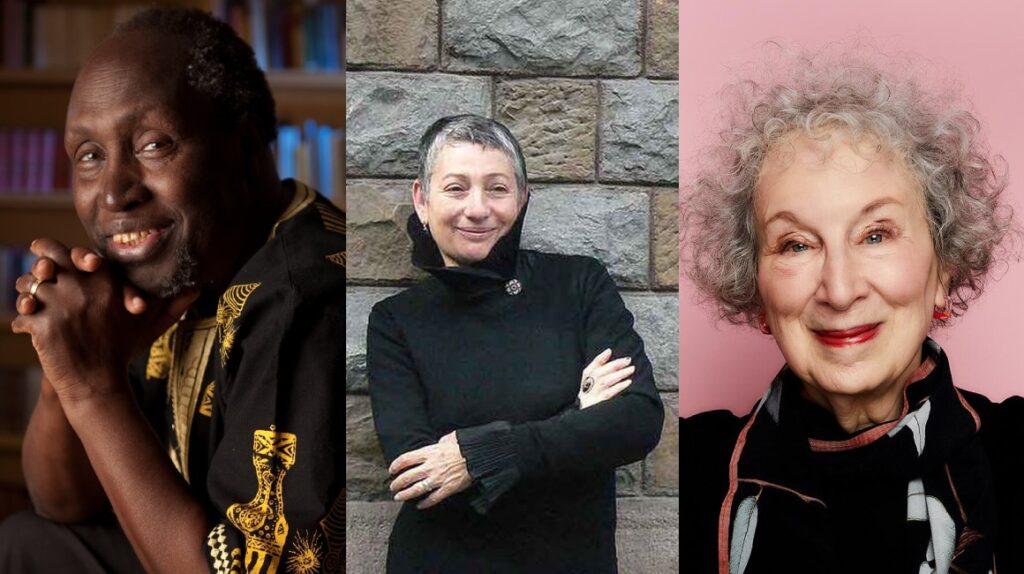 Thiong'o, Condé, Ulítskaya y Atwood suenan a Nobel de Literatura