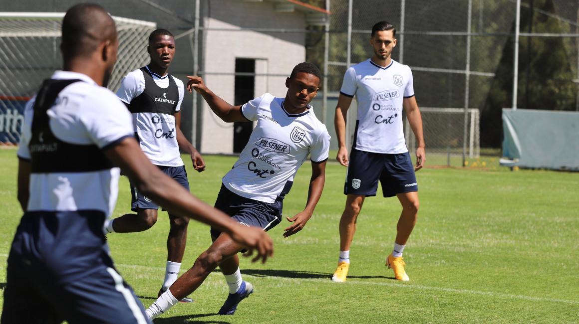 Selección Ecuador Eliminatorias