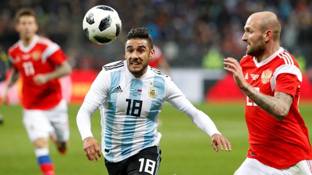 Nueva baja en Argentina: Eduardo Salvio dio positivo por Covid-19