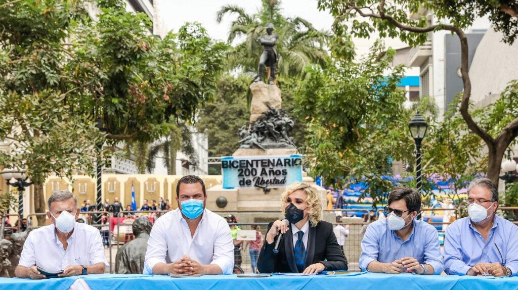 Cynthia Viteri arriesga la supremacía del PSC en Guayaquil