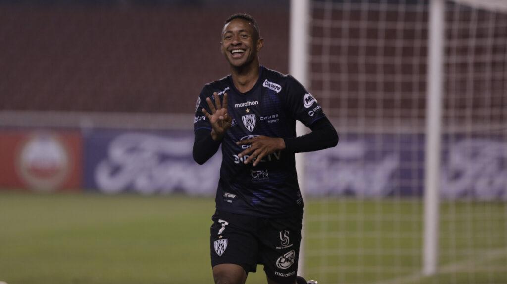 El panameño Gabriel Torres no continuará en Independiente del Valle