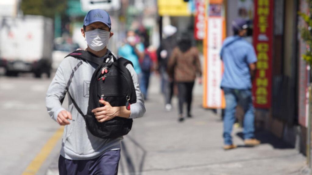 2 de octubre: Ecuador llega a los 139.534 contagios de Covid-19