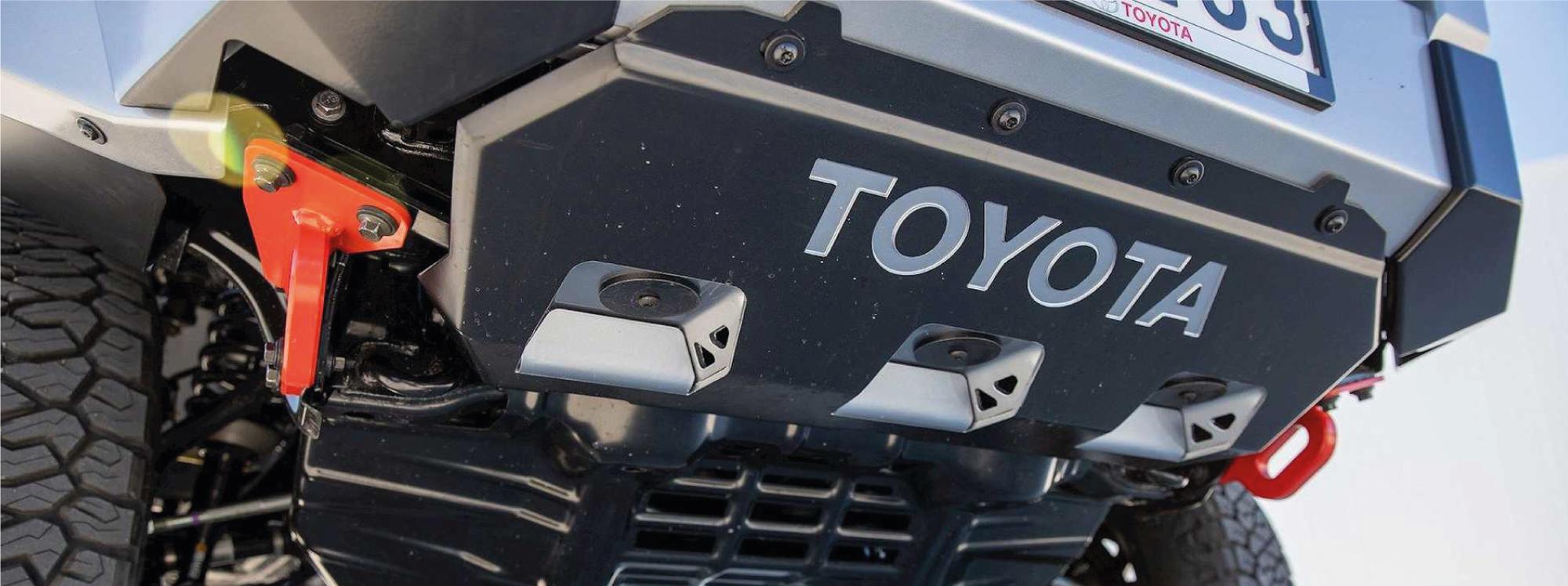 La Toyota Hilux tendrá una versión para competir con la Ford Ranger Raptor