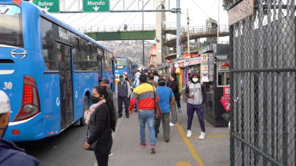 441 buses dejarán de operar en Quito este año