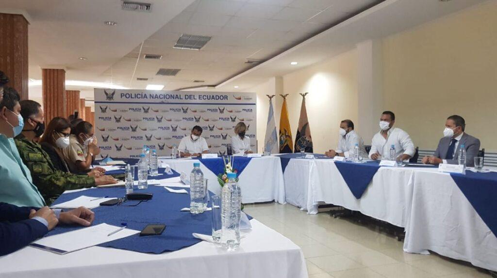 500 nuevos policías para el combate a la inseguridad en Guayaquil