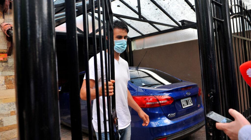 Leopoldo Luque, médico de Maradona, se presenta ante la fiscalía