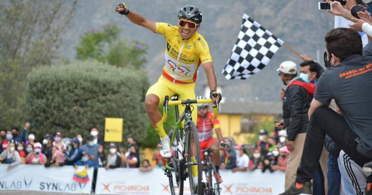 Estos son los convocados de Ecuador para el Mundial de ciclismo