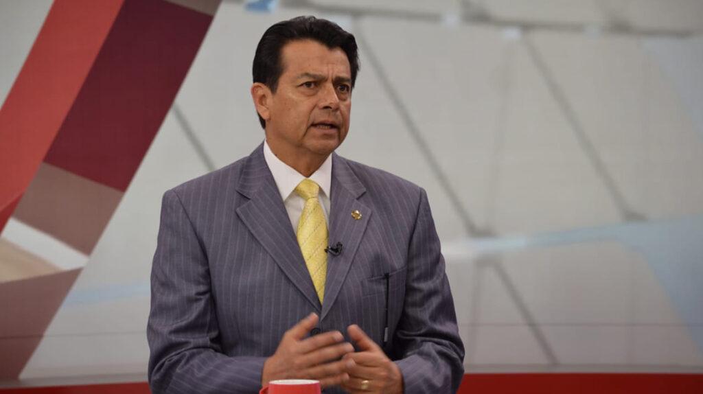 Moreno designa a Patricio Pazmiño como nuevo ministro de Gobierno