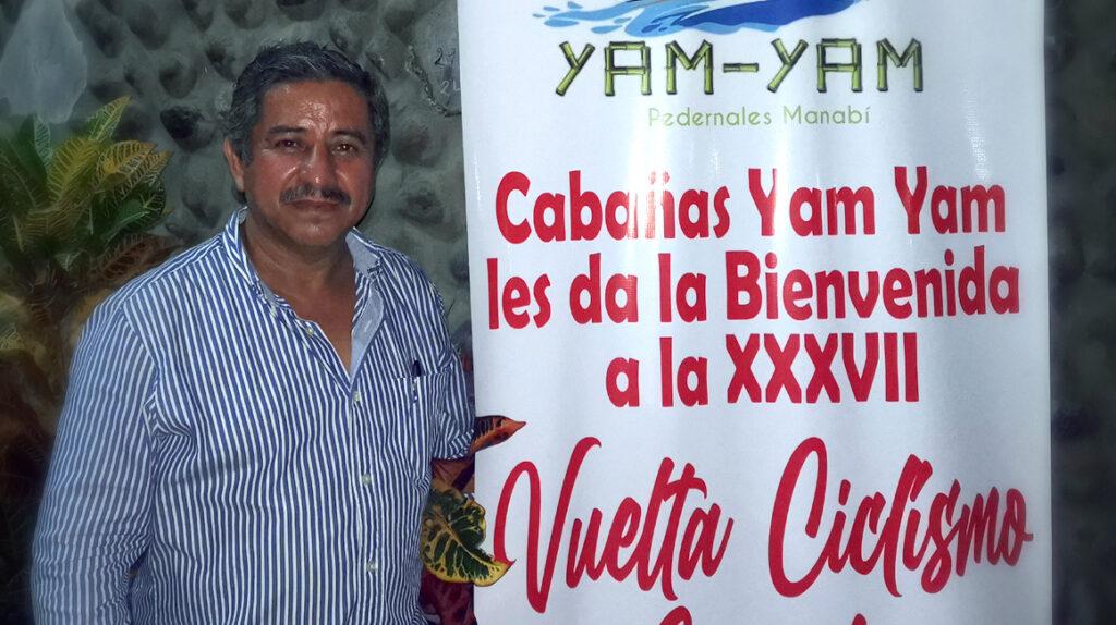 Yam Yam, el hotel que en medio de la pandemia se reactiva con la Vuelta al Ecuador
