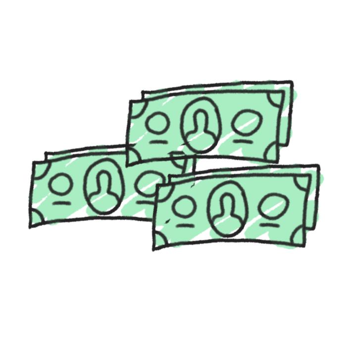 Captación de dinero