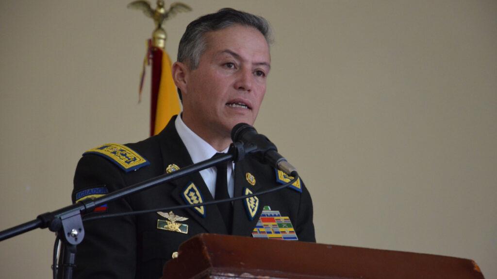 Juan Carlos Rueda es el nuevo director del Isspol