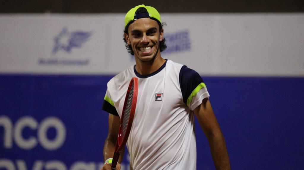 Francisco Cerúndolo es el campeón del Challenger de Guayaquil