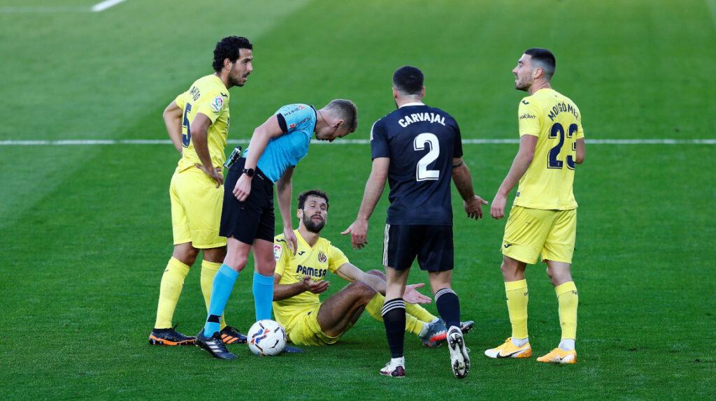 Pervis Estupiñán fue clave para el empate de Villarreal ante Real Madrid