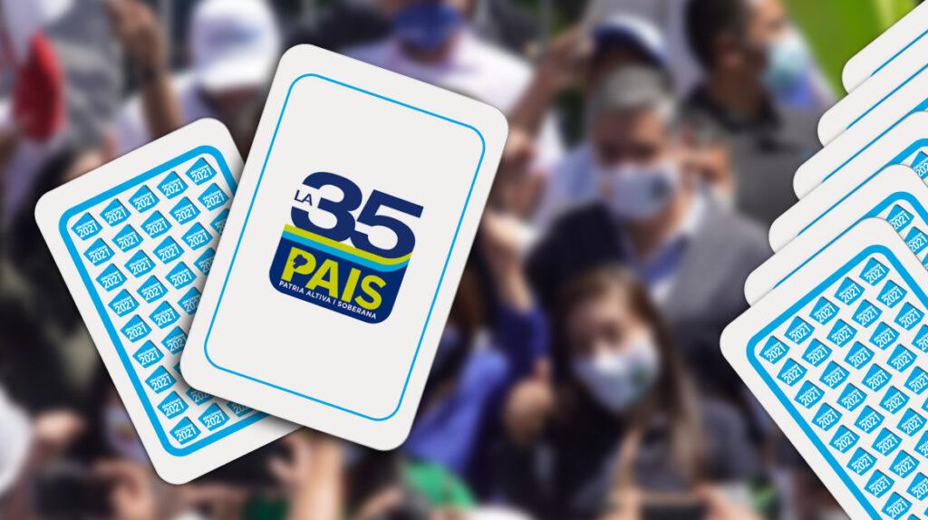 Jugadores 2021: Alianza PAIS ya no es Rafael Correa